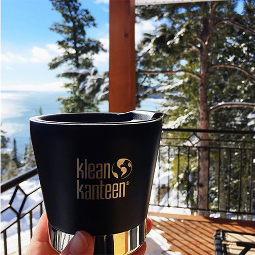 Klean Kanteen, partenaire de Léa Brassy